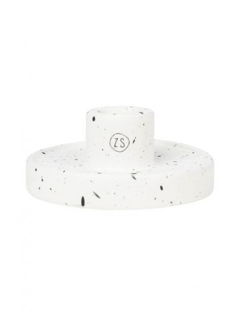 Zusss-kandelaar-rond-keramiek-gespikkeld-0502-032-7008-00-detail1